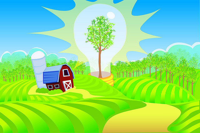 Scientists study ways to integrate biofuels and food crops on farms