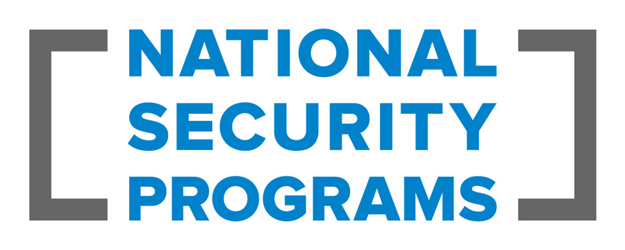 National Security Programs logo