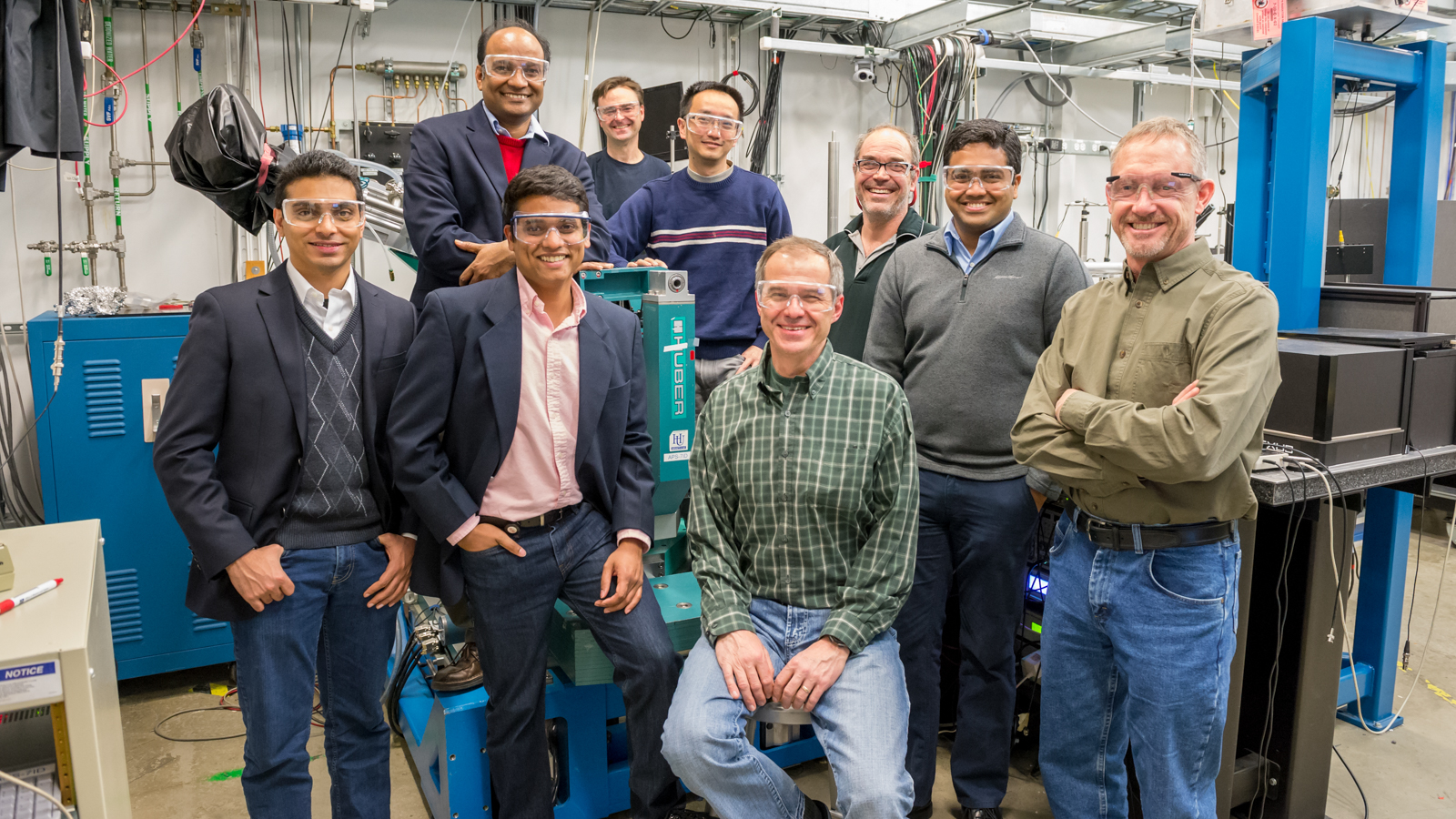 Participating authors behind the study include researchers at the Center for Nanoscale Materials, the Advanced Photon Source and Argonne's X-ray Science Division.