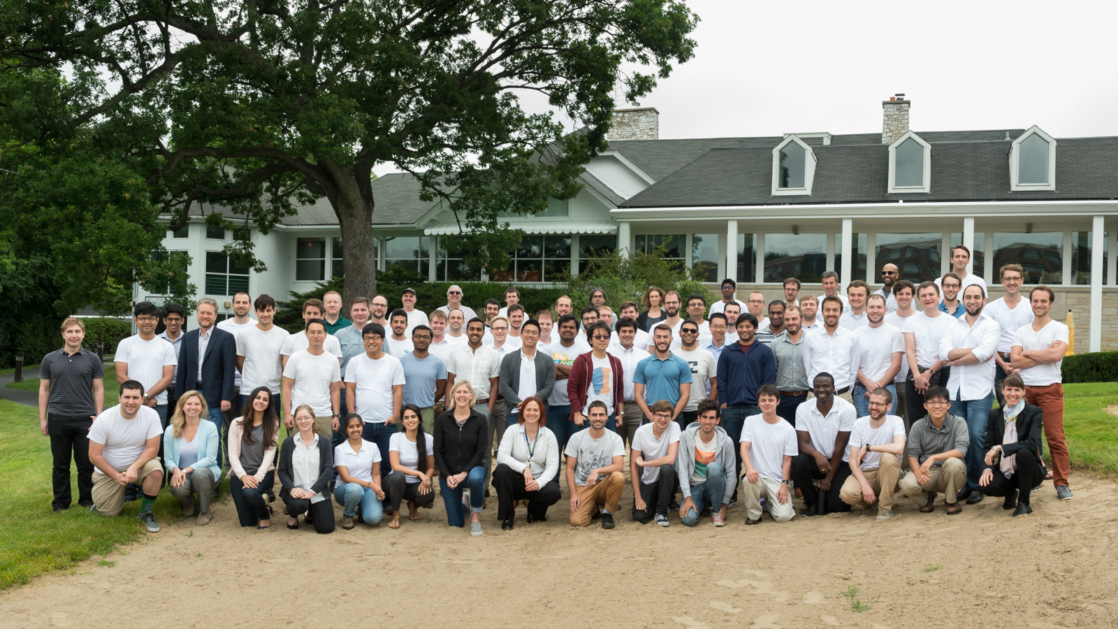 Seventy scientists — graduate students, computational scientists, and postdoctoral and early-career researchers — attended the fifth annual Argonne Training Program on Extreme-Scale Computing (ATPESC) in St. Charles, Illinois.