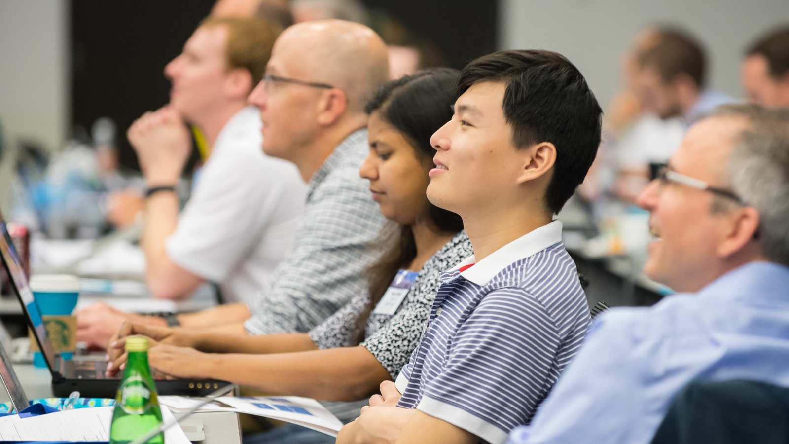 Participants at the EuroMPI/USA 2017 conference, held at Argonne.