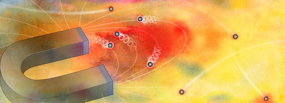 electron puddle