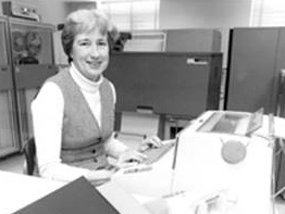 Margaret Butler was the first female fellow at the American Nuclear Society and she was Director of the National Energy Software Center at Argonne National Laboratory from 1972-91.