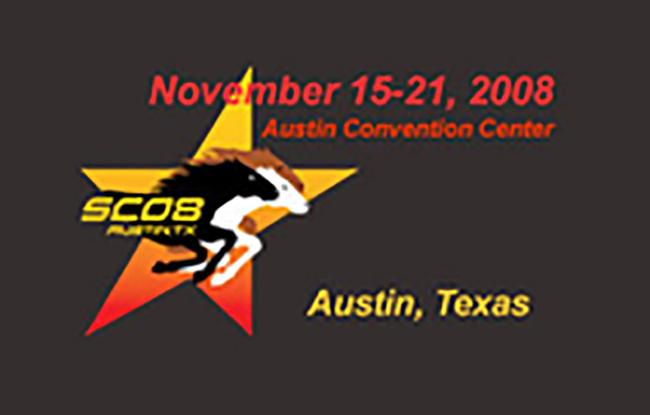 SCO8 logo