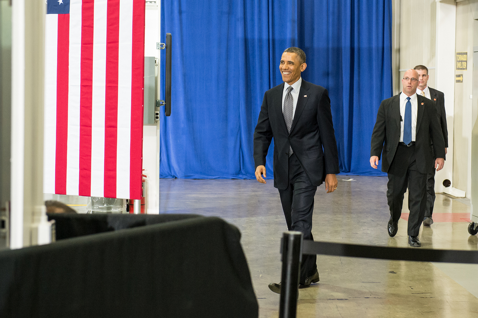 "President Obama shared his views on U.S. energy during a news conference on March 15 at Argonne. ""Few pieces of business are more important for us than getting our energy future right,"" he said."