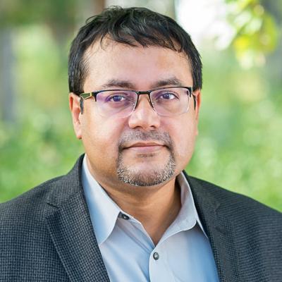 Santanu Chaudhuri, Ph.D.