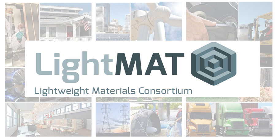 LightMAT is a network of 10 national laboratories — including Argonne — with technical capabilities highly relevant for organizations that seek to develop and use lightweight materials. The group is seeking proposals from interested industry partners.