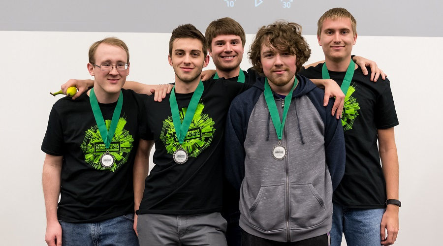 In 2017, Kansas State University tied for 2nd place at Argonne's second annual Cyber Defense Competition.