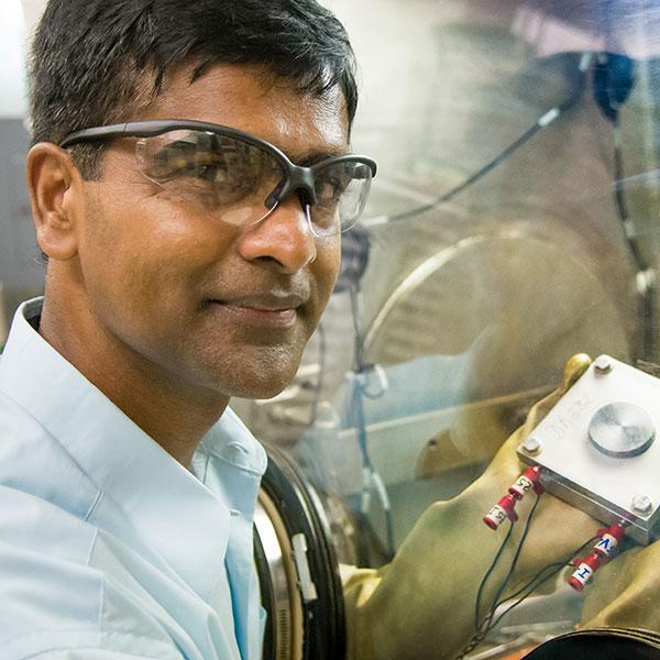 Dan Abraham, Argonne materials scientist