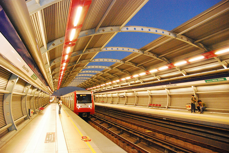 Argonne researchers put together a system of sensors called PROTECT to provide early warning in case of a chemical attack in a subway.