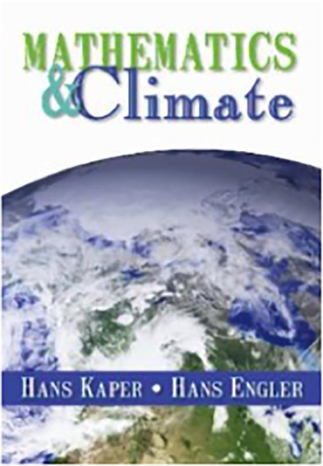 Mathematics & Climate cover