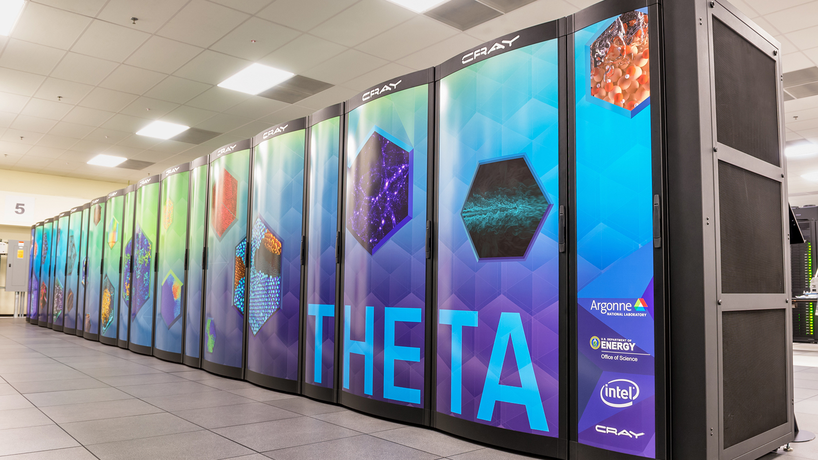Theta Supercomputer