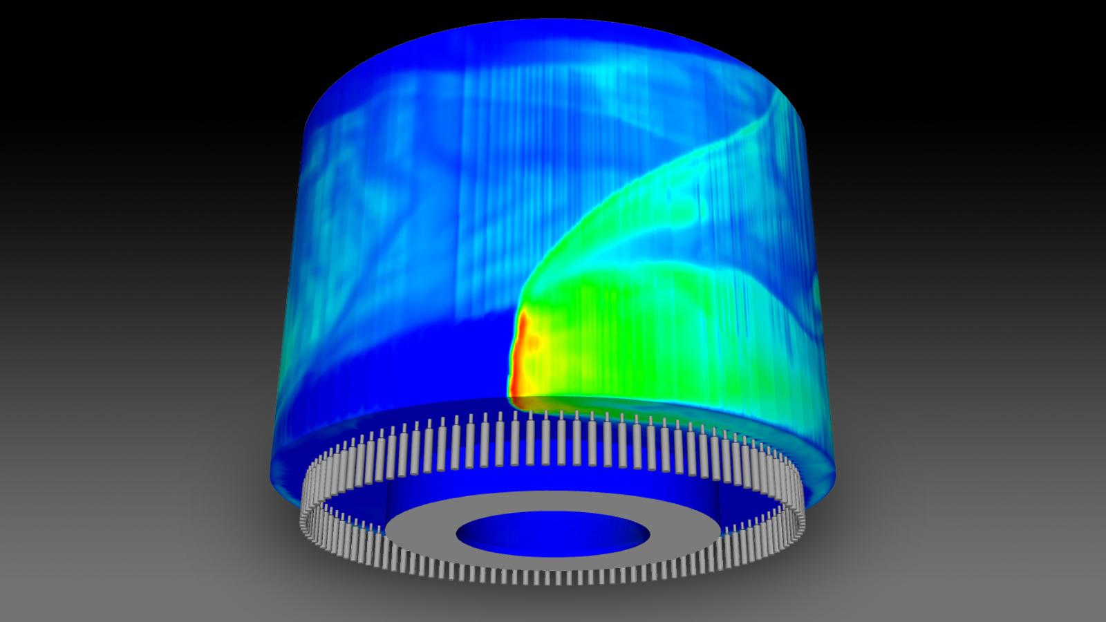 New Argonne computational model to accelerate engine