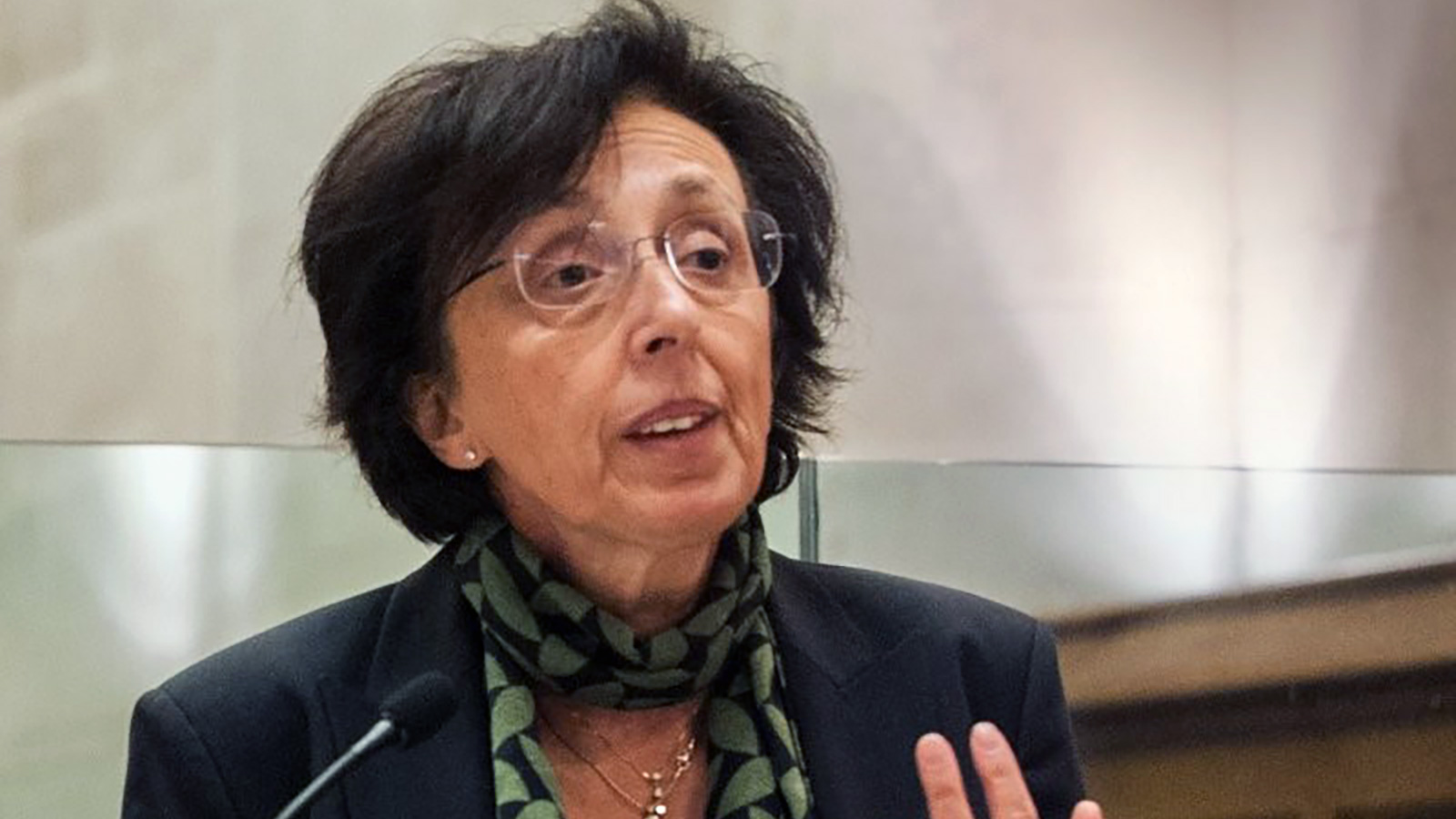 MICCoM Director Giulia Galli (Image courtesy of UChicago.)