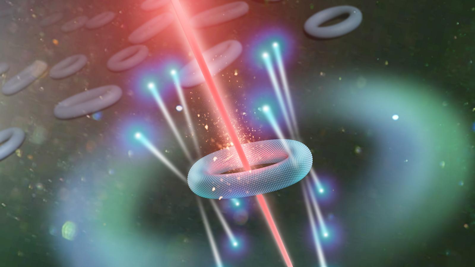 Argonne quantum ring