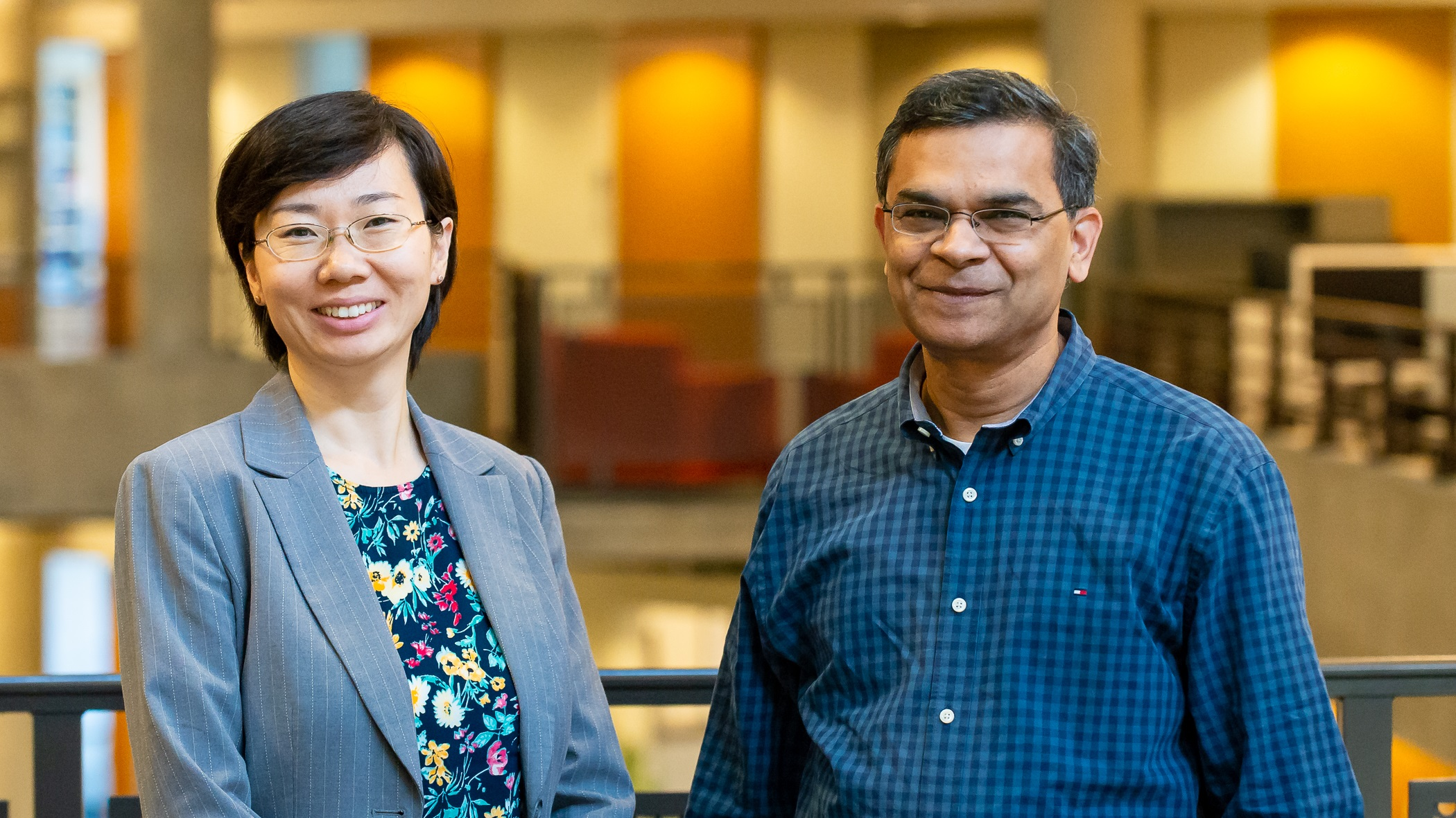Jiali Wang and Rao Kotamarthi were co-authors on the Geoscientific Model Development that focused on the planetary boundary layer.