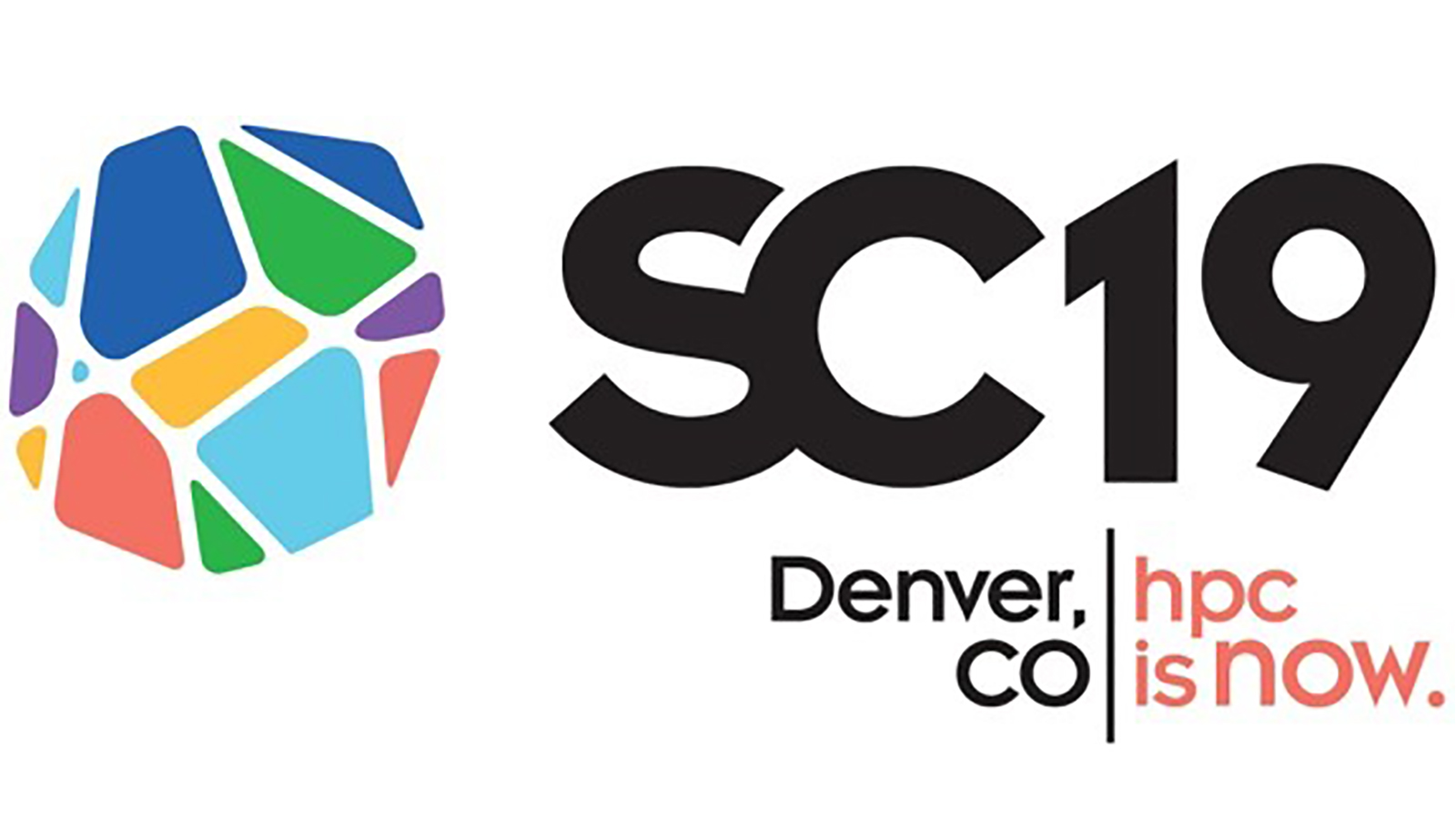 SC19 Denver, CO hpc is now logo