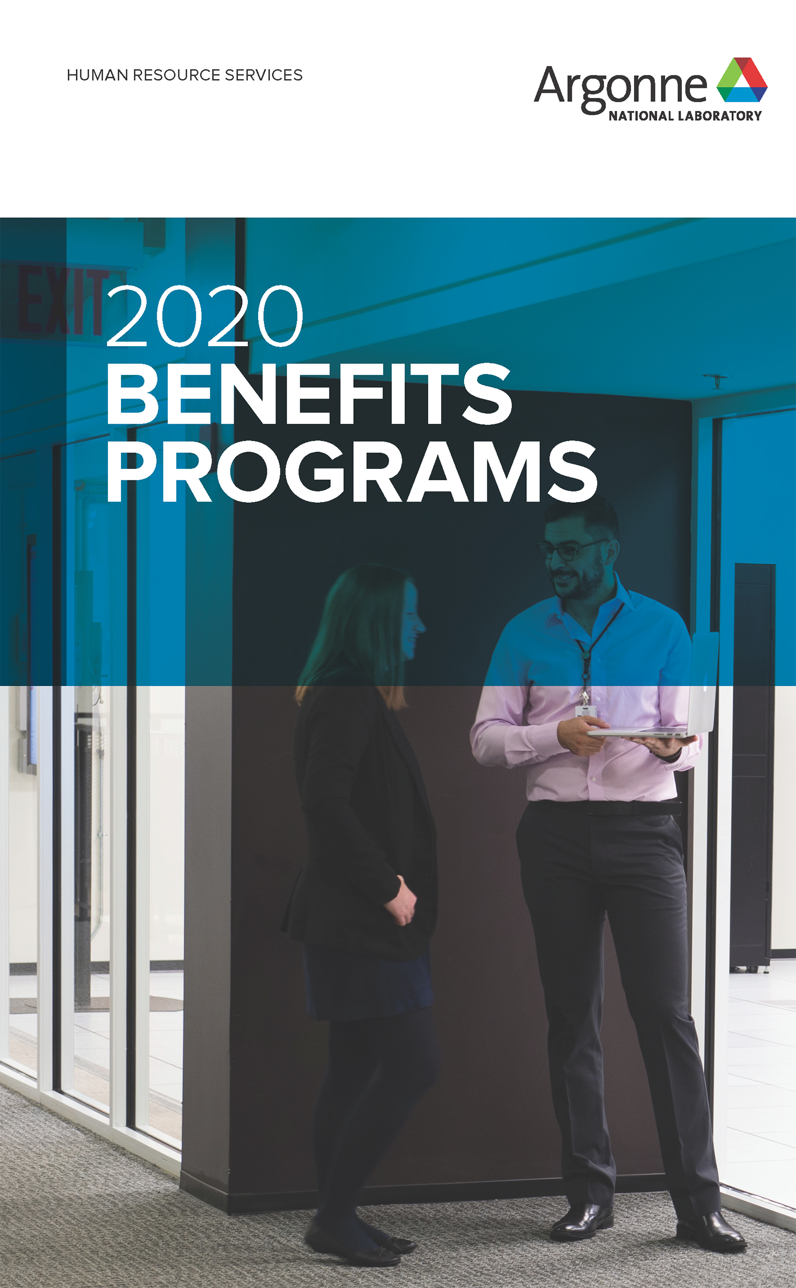Argonne National Laboratory 2020 Benefits Program