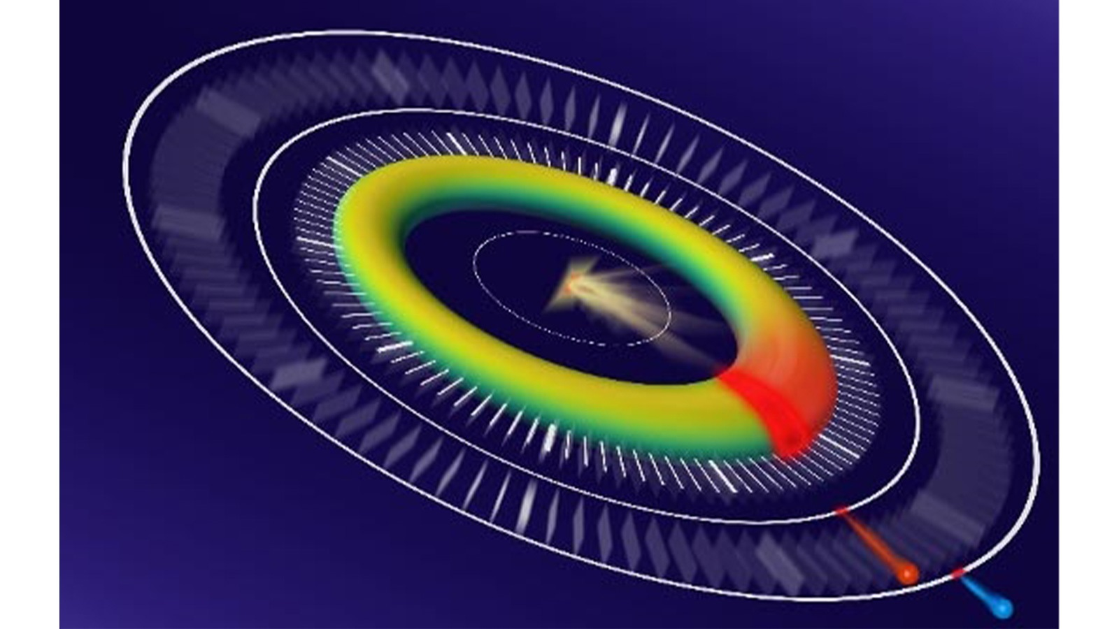 (Image by Daniel Haynes and Jörg Harms/Max Planck Institute for the Structure and Dynamics of Matter.)