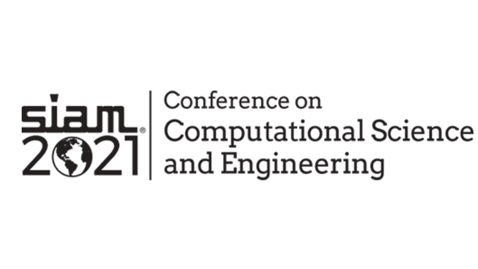 SIAM Conference Logo