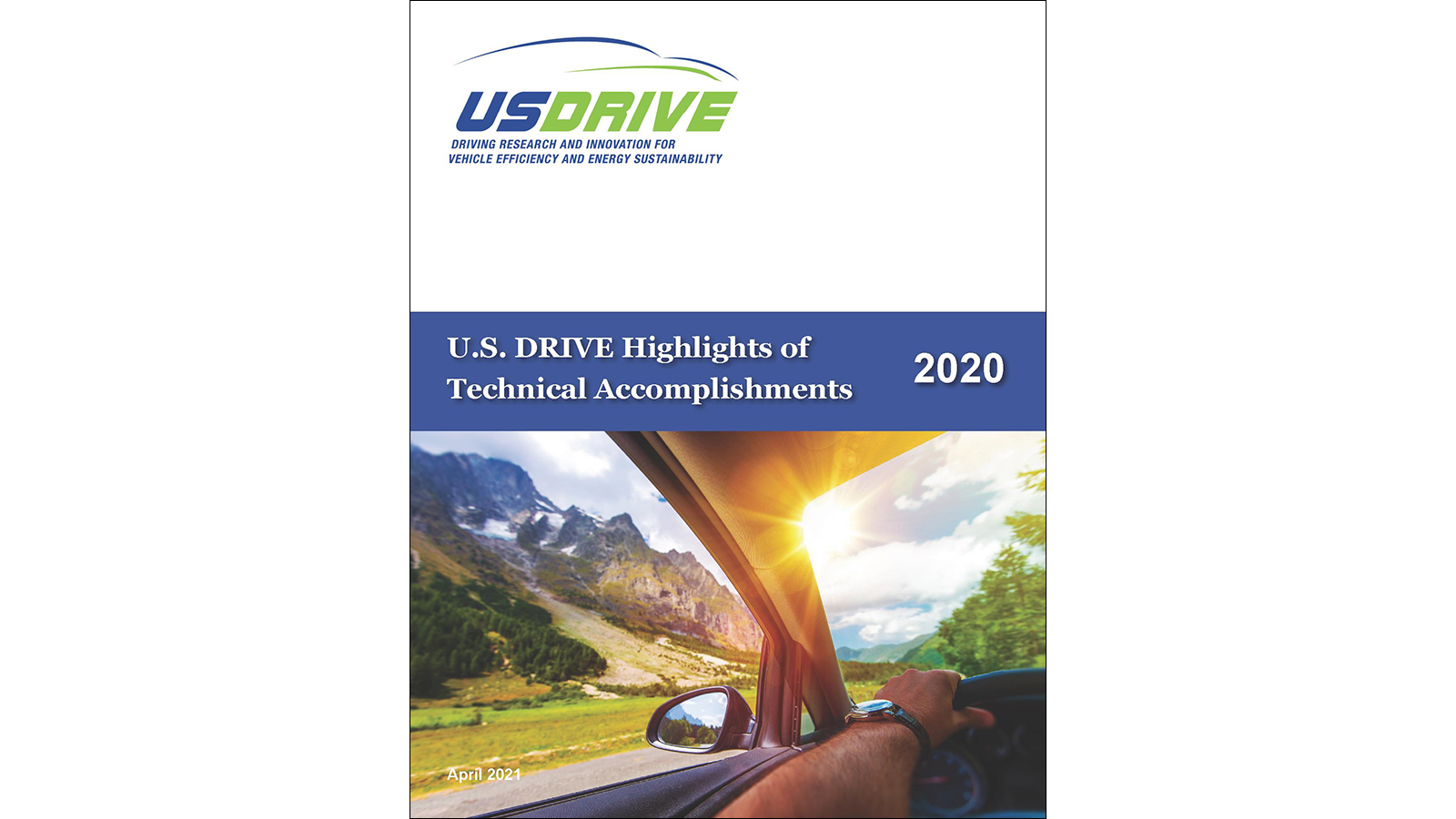 USDRIVE 2020 cover