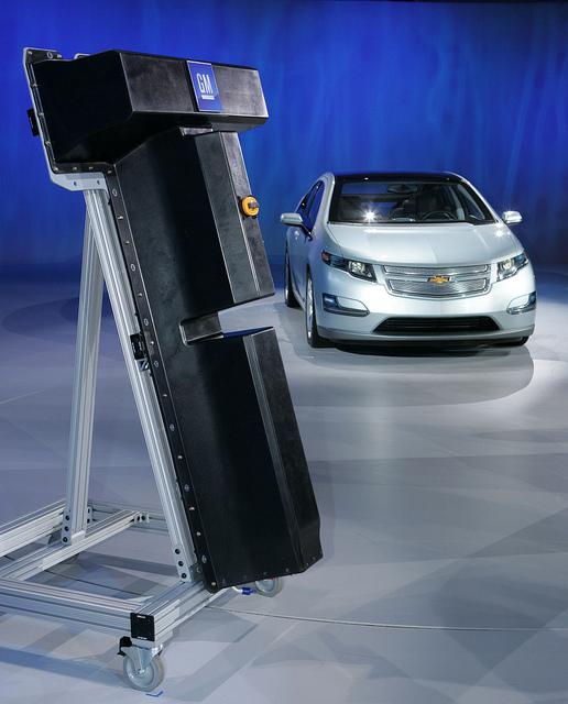 Argonne Battery Technology Helps Chevy Volt