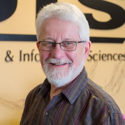 Argonne researcher John Hummel