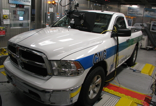 front view of 2013 Dodge Ram 1500 HFE