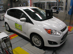 front view of 2013 Ford Cmax Energi