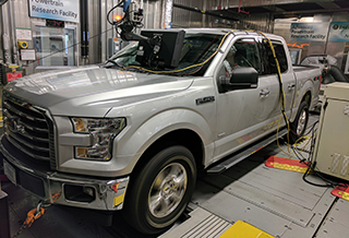 front view of 2017 Ford F150