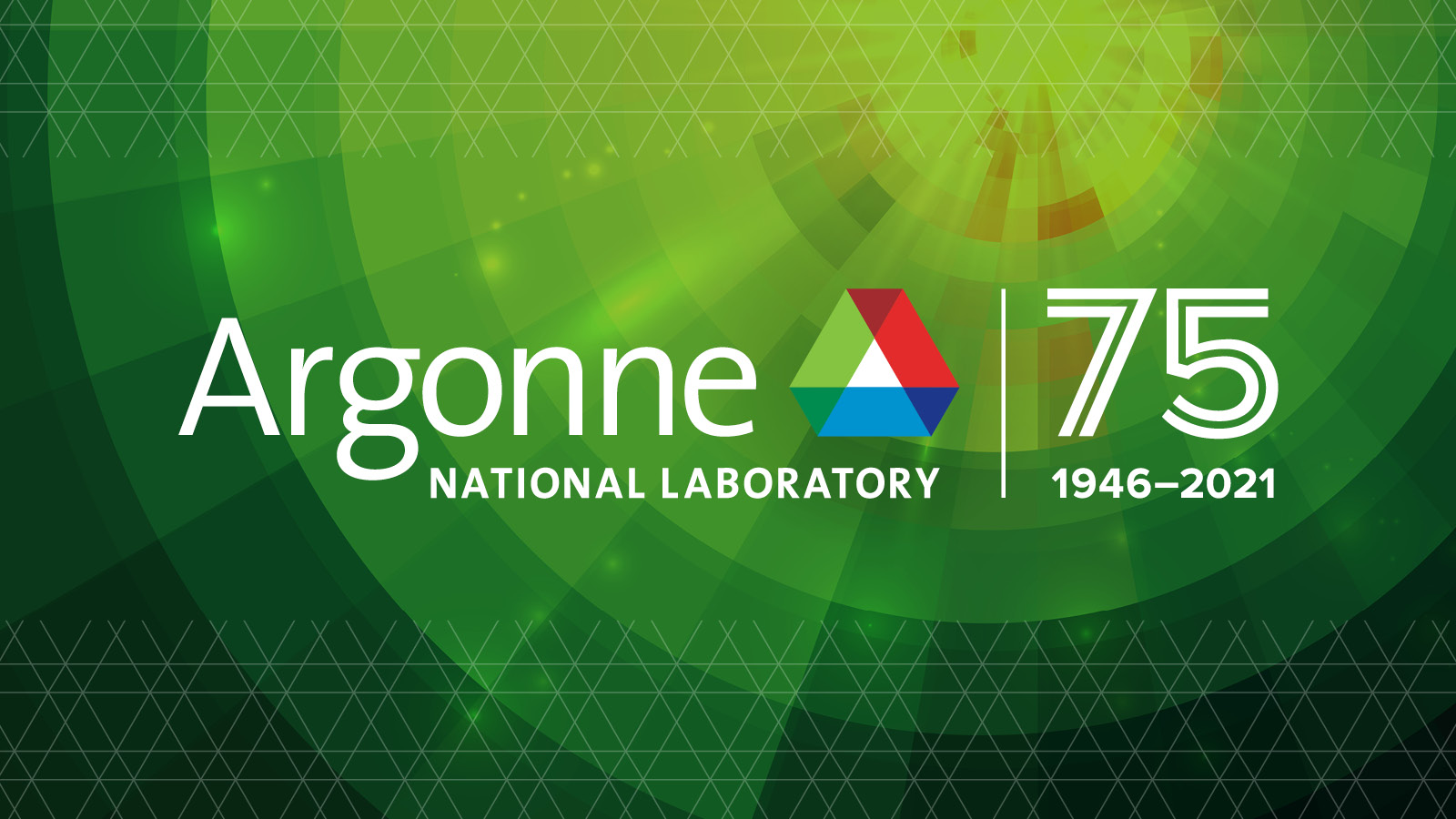 Green Argonne 75th Anniversary image