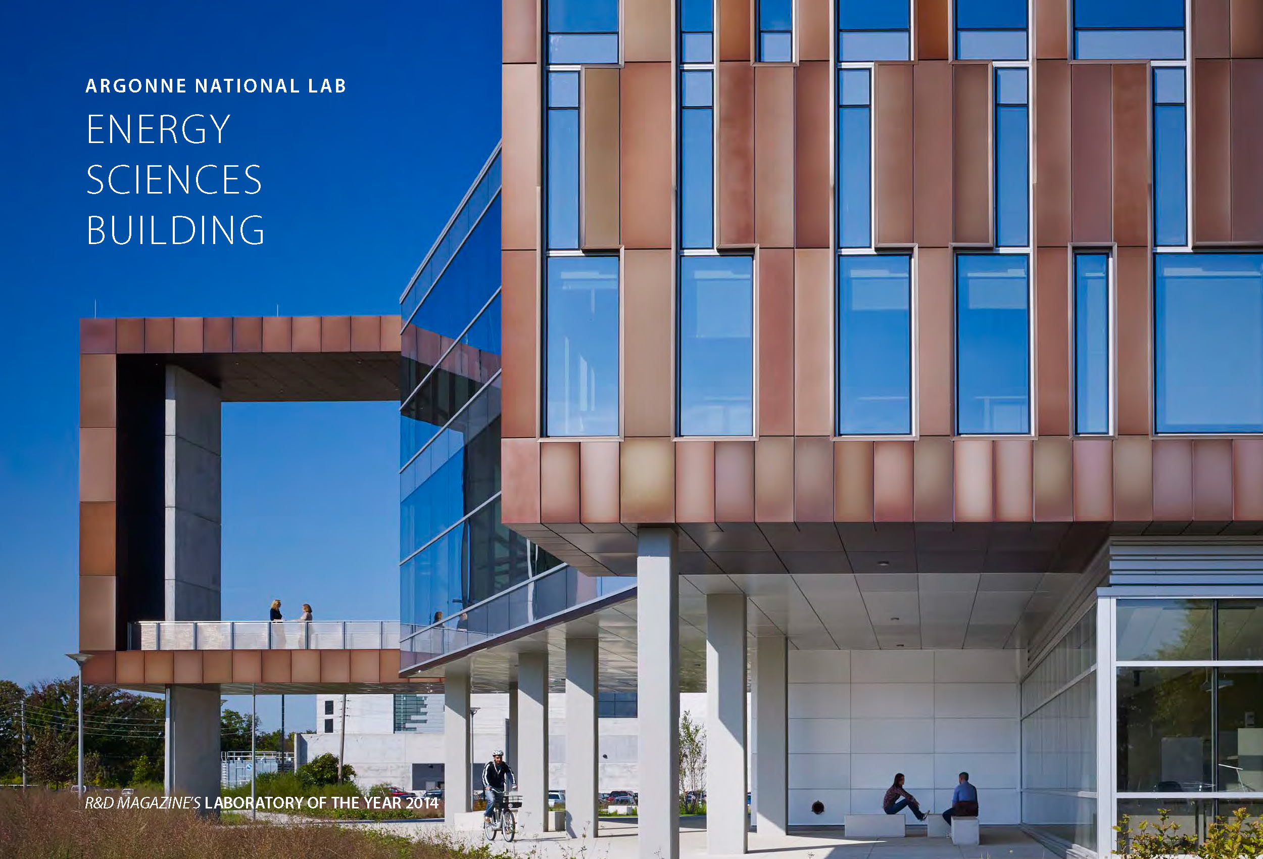 Energy Sciences Building Brochure