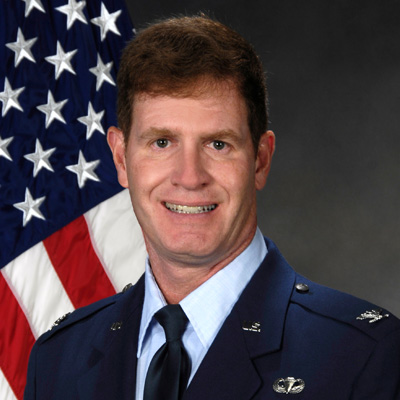 Lieutenant Colonel David Byer
