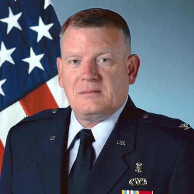 Lieutenant Colonel Jeffrey Gillen