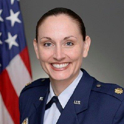 Major Kendra Fletcher