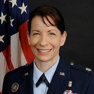 Lieutenant Colonel Krystal Murphy