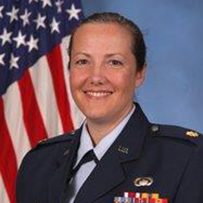 Major Laura Garrett