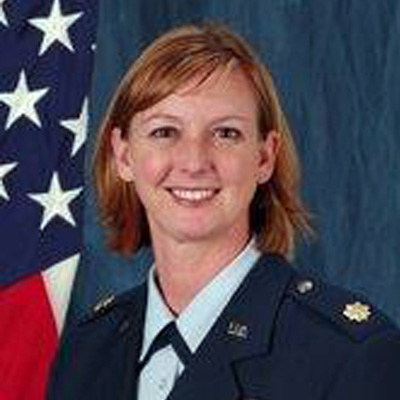 Major Michelle Rauch Ewy