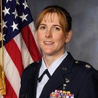 Lieutenant Colonel Tasha Pravecek