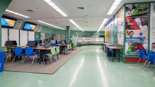 Educational Programs learning center