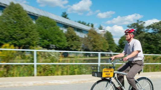 Argonne Bikeshare Program