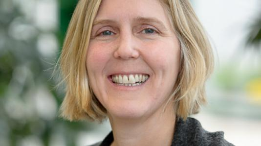 Lisa Goodenough, astrophysicist