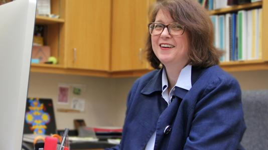 Cynthia Jenks will lead Argonne's Chemical Sciences and Engineering Division.