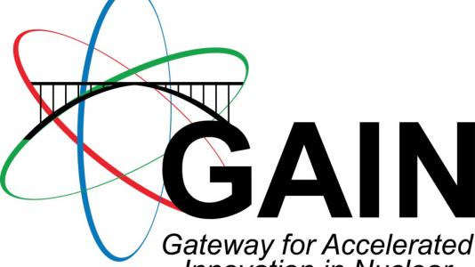 Argonne National Laboratory will be working with four small businesses on nuclear technology projects under the auspices of DOE's Gateway for Accelerated Innovation in Nuclear (GAIN).