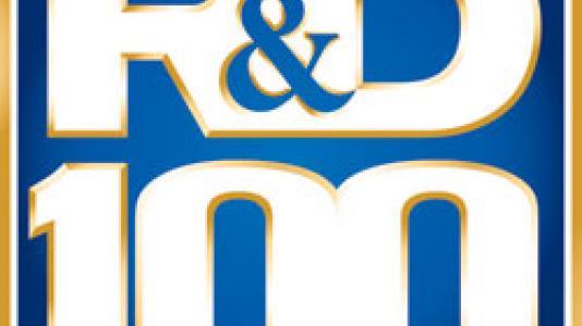 R&D 100 award logo
