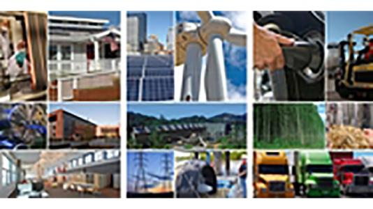 Images of uses of clean energy