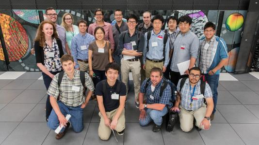 Argonne National Laboratory hosted participants for the Modeling, Experimentation and Validation Summer School, an annual 10-day program that provides early-career nuclear engineers with advanced studies in modeling, experimentation and validation of nuclear reactor design.