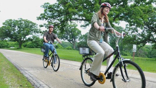 Argonne Bike Share Program