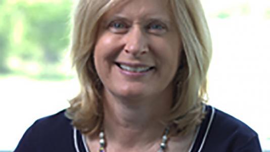 Katie Carrado Gregar is a nanoscientist and the user/outreach programs manager at the Center for Nanoscale Materials.