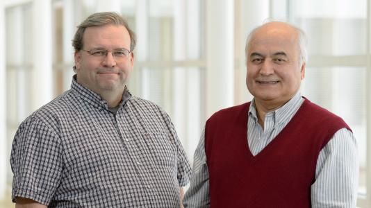 Argonne scientists Ali Erdemir and John (Jack) Vaughey were named 2018 AAAS Fellows.